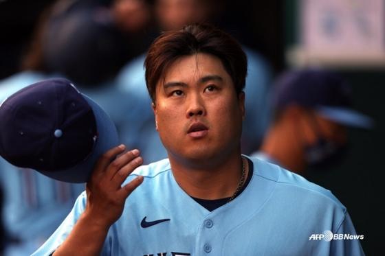 '류현진 울린' 게레로, 스리 볼이라고 아무 공이나 치나 [국민감독 김인식의 MLB 通]