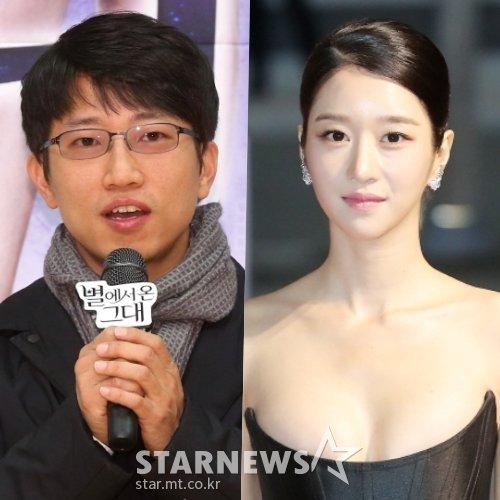 (왼쪽부터) 장태유 PD, 서예지 /사진=스타뉴스