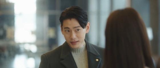배우 유태오 / 사진=tvN 드라마 '드라마 스테이지 2021-대리인간' 영상 캡처