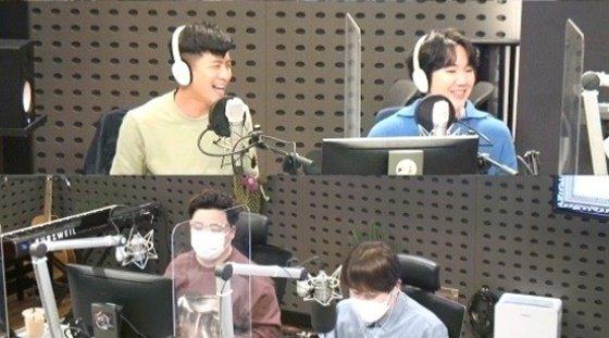 /사진=KBS 쿨FM '윤정수 남창희의 미스터라디오'