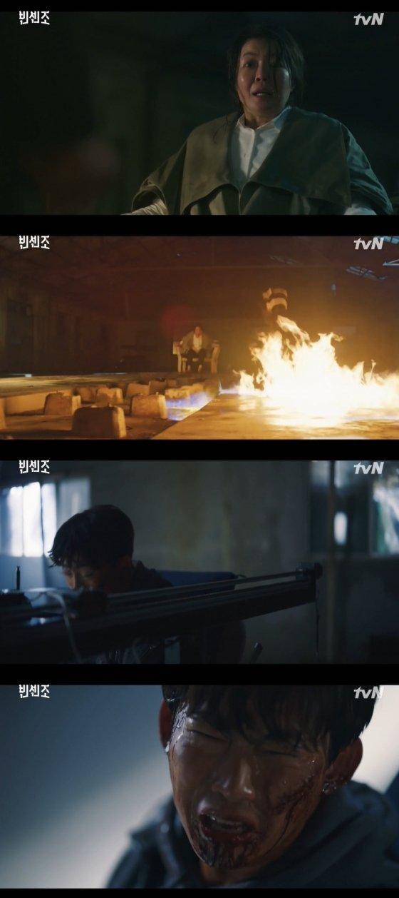 /사진=tvN '빈센조' 방송 캡처