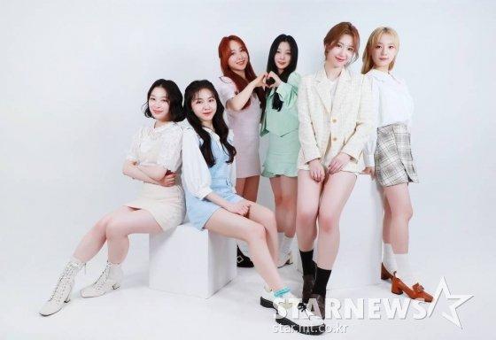 걸그룹 로켓펀치 /사진=이동훈 기자