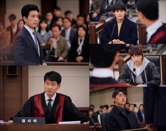 JTBC 수목드라마 '로스쿨' /사진제공=JTBC 스튜디오, 스튜디오 피닉스, 공감동하우스