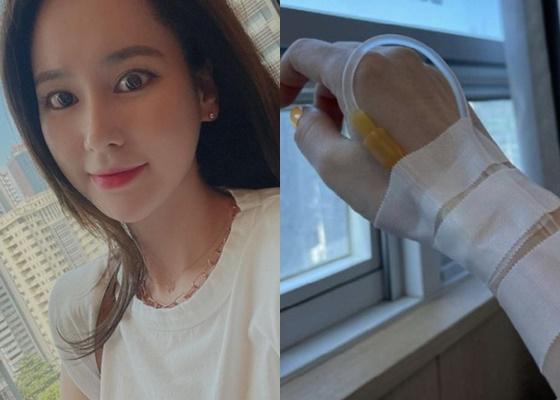 /사진=이혜원 인스타그램