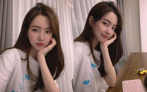 배우 진세연이 셀카를 공개했다./사진=진세연 인스타그램