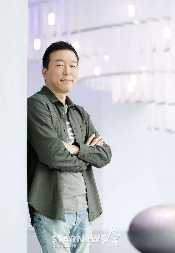 '스타메이커' 인터뷰 '라우드' SBS 박성훈CP /사진=김창현 기자 chmt@