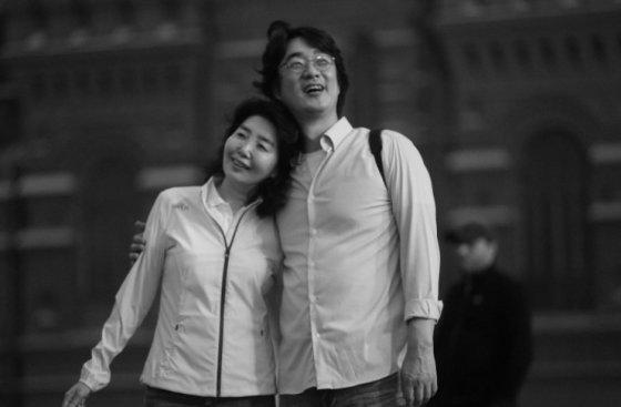 홍혜걸 여에스더 부부 /사진=홍혜걸 페이스북