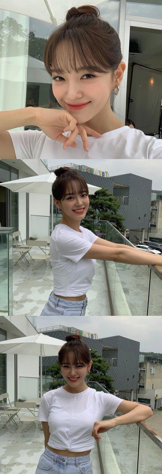/사진=김세정 인스타그램