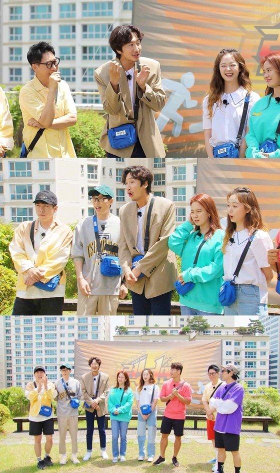 SBS '런닝맨' 이광수의 마지막 레이스가 펼쳐진다./사진=SBS '런닝맨'
