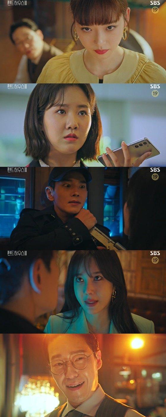 /사진=SBS '펜트하우스3' 방송화면 캡처