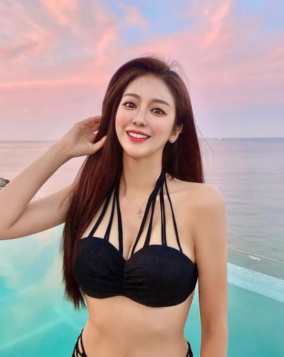 /사진=김연정 치어리더 인스타그램