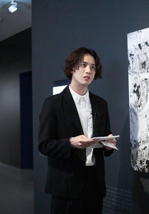배우 박기웅이 MBC '모두의 예술'에 출연한다./사진제공=마운틴무브먼트