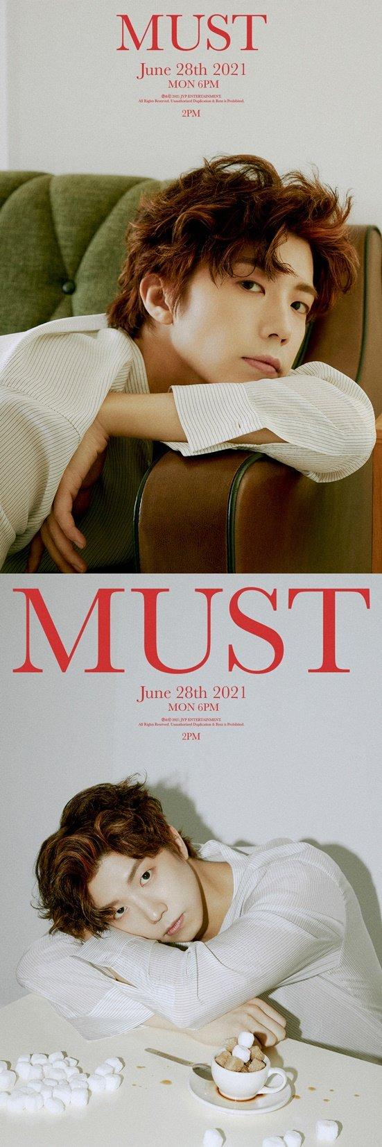 2PM 우영 /사진=JYP엔터테인먼트