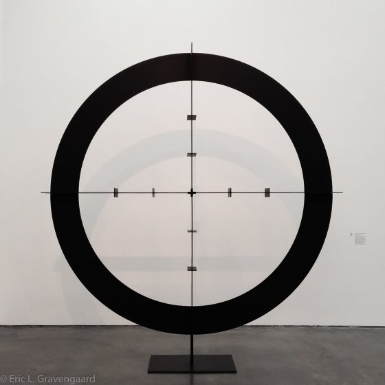 라시드 존슨(Rashid Johnson), 'Black Steel in the Hour of Chaos', 2008.  사진제공= Eric Gravengaard via Flickr/Creative Commons.