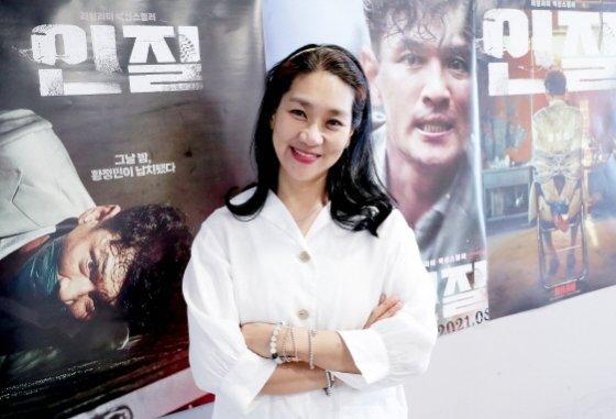'인질' 제작사 외유내강 강혜정 대표/사진=김창현 기자