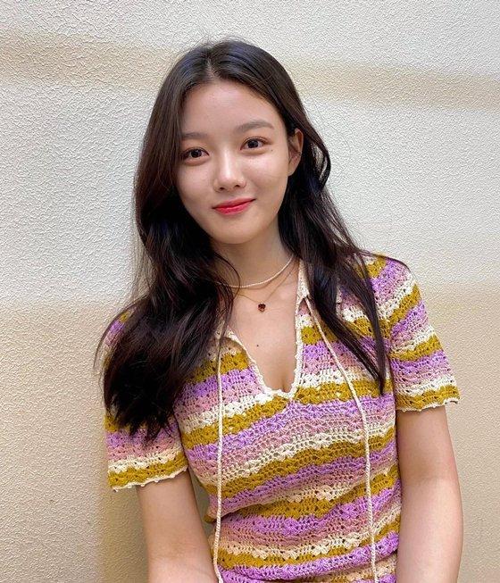 배우 김유정/사진=김유정 인스타그램