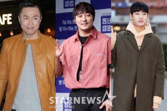 가수 김정민, KCM, 박재정이 '아는 형님'에 출연한다. /사진=스타뉴스