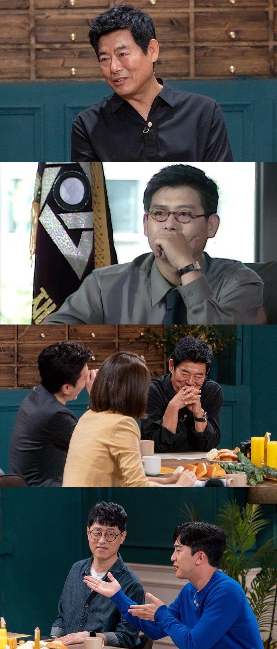 배우 성동일이 KBS 2TV '대화의 희열3'에 출연해 무명 생활을 털어놓는다./사진제공=KBS 2TV '대화의 희열3'