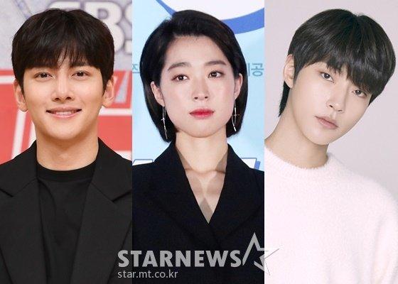 지창욱이 코로나19에 확진된 가운데 같은 드라마에 출연 중인 최성은과 황인엽은 각각 음성 판정을 받았다.