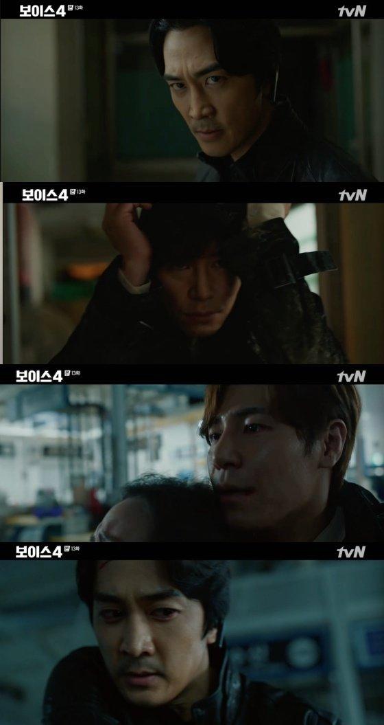 /사진=tvN '보이스 시즌4' 방송화면 캡처