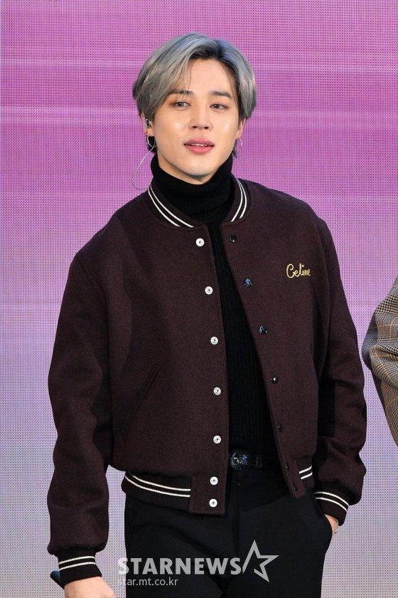 방탄소년단 지민(BTS JIMIN) /AFPBBNews=뉴스1=스타뉴스