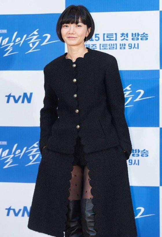 배우 배두나 / 사진=tvN 제공