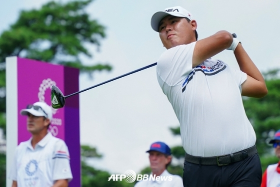 김시우./AFPBBNews=뉴스1