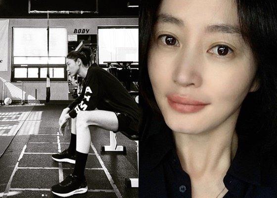 /사진=김혜수 인스타그램