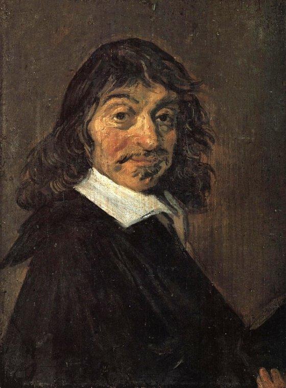 프란스 할스(Frans Hals), '르네 데카르트의 초상(Portrait of Rene Descartes)', c. 1649.  사진제공= UpdateNerd via Wikimedia Commons/Public Domain.