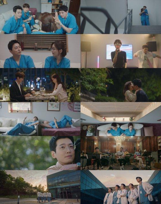 tvN '슬기로운 의사생활 시즌2'가 지난 16일 12회 방송을 끝으로 종영했다./사진제공=tvN