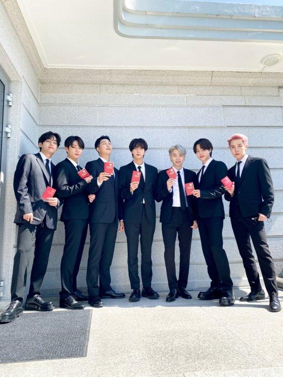 그룹 방탄소년단 /사진제공=빅히트뮤직