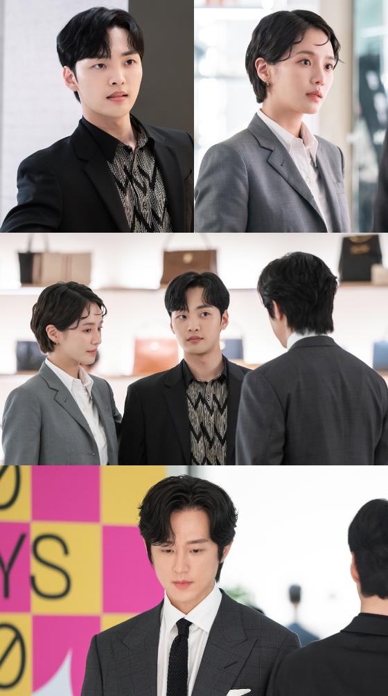 KBS 2TV 새 수목드라마 '달리와 감자탕'의 김민재, 박규영, 권율./사진제공=몬스터유니온, 코퍼스코리아