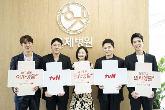 '슬의생2'  /사진제공=tvN