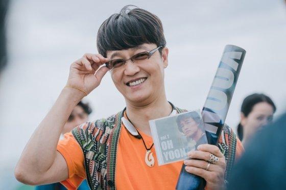 '갯마을 차차차'에 출연한 배우 조한철/ 사진제공=눈컴퍼니