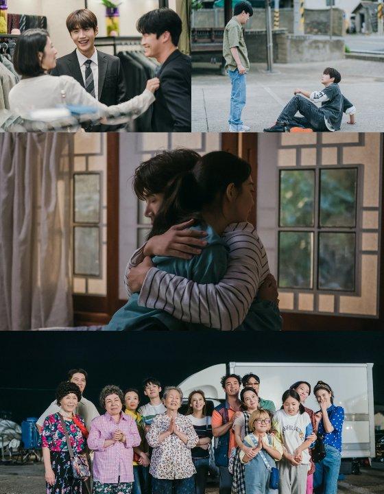 tvN 토일드라마 '갯마을 차차차'에서 공진의 2대 미스터리에 대한 궁금증이 높아지고 있다./사진제공=tvN