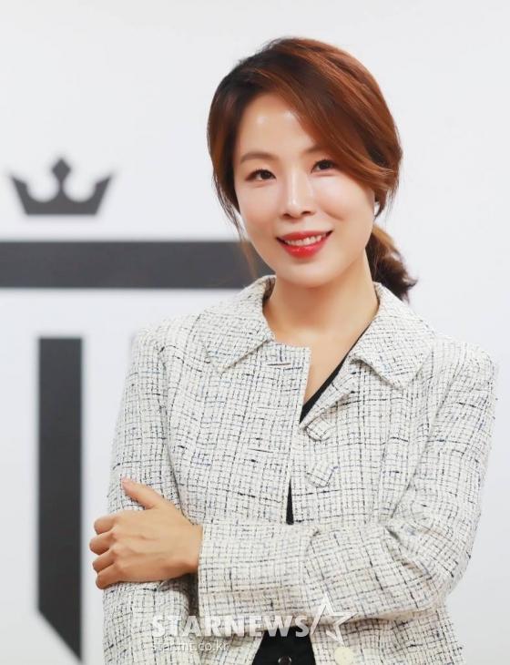 """김성은 더블유아이피 대표 """"한때 가수 꿈꿨죠..MC스나이퍼·스컬 함께 작업""""(인터뷰①)"""