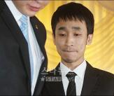 기자회견 자청 故 장자연 전 매니저 '5분만에 퇴장'