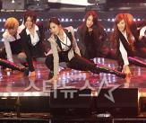 소녀시대, 소녀들의 섹시 카리스마!