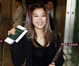 전효성 '공항에선 아슬아슬 핫팬츠!'