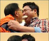 김준현 '좋아하는 호빵도 남자와 먹으면...'