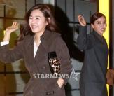 박탐희-황보, '인사도 쿨하게'
