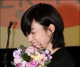 한효주 '꽃이 예뻐, 내가 예뻐?'