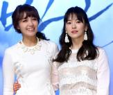송혜교-정은지, 순백의 대결!