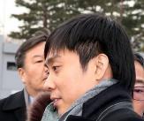 은지원, 박근혜대통령 취임식 참석