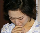 한예리 '촬영 당시 감정에 갑자기 눈물!'