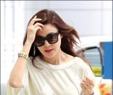 김하늘 '은근히 드러나는 볼륨감!'