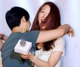박신혜, '돌발포옹'에 깜짝 놀라!