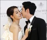 윤지민-권미 '웨딩 화보같은 키스'