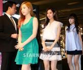 소녀시대, 패션헤어 아시아시장 진출
