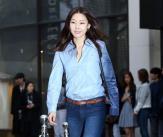한혜진, 우월한 모델 포스!